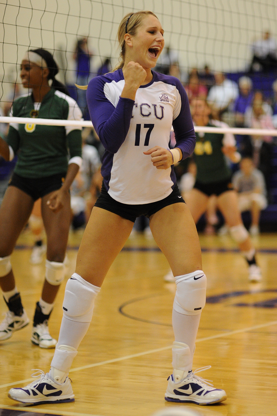 Otto Named Assistant Volleyball Coach Tcu Athletics