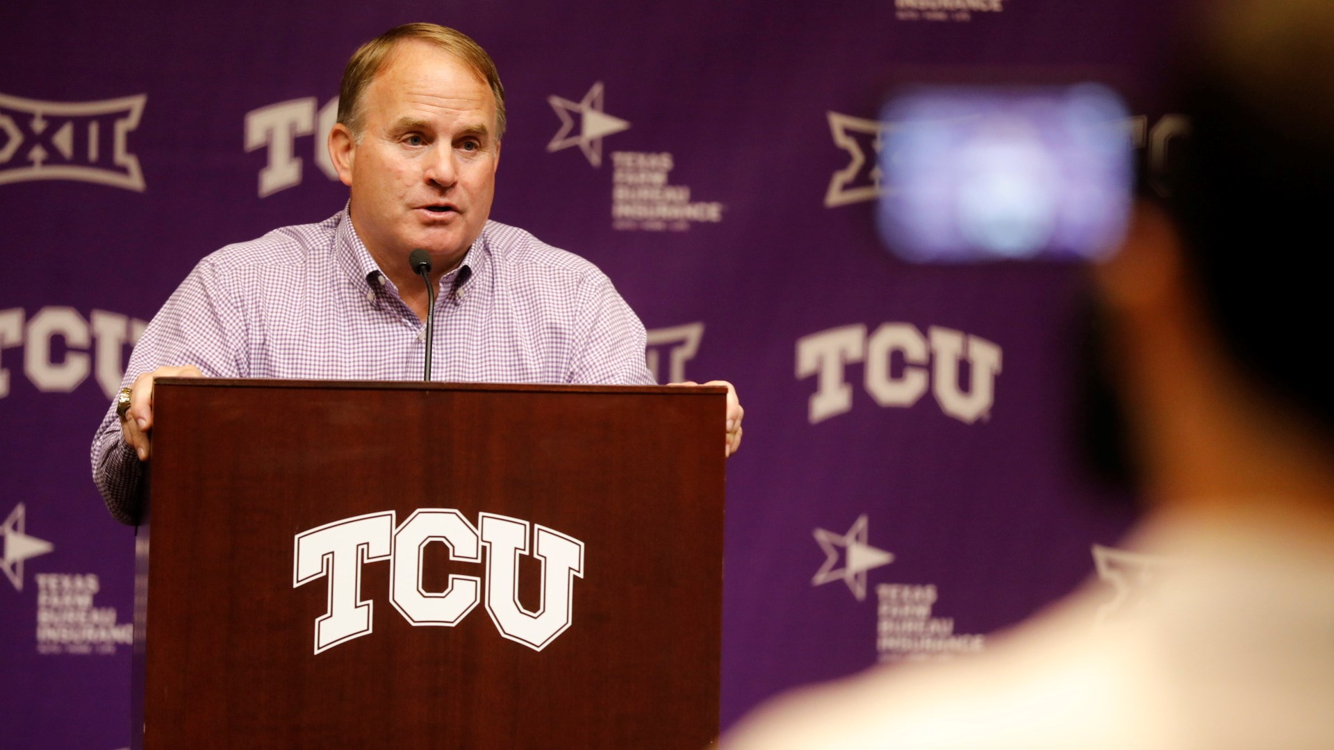 Video: Gary Patterson Weekly Press Conference (at Purdue