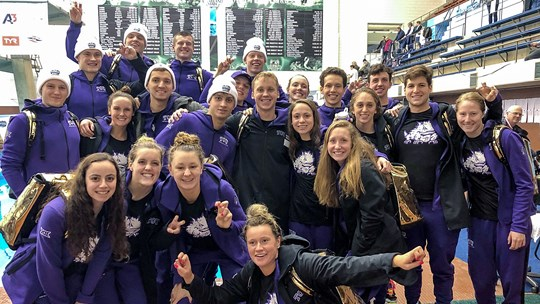 Swimming and Diving - TCU Athletics